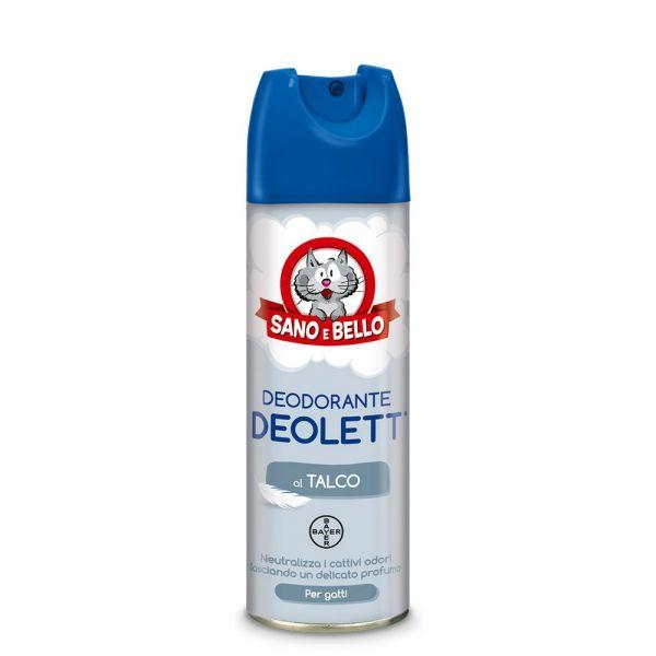Deodorante talco deolett       ml. 200