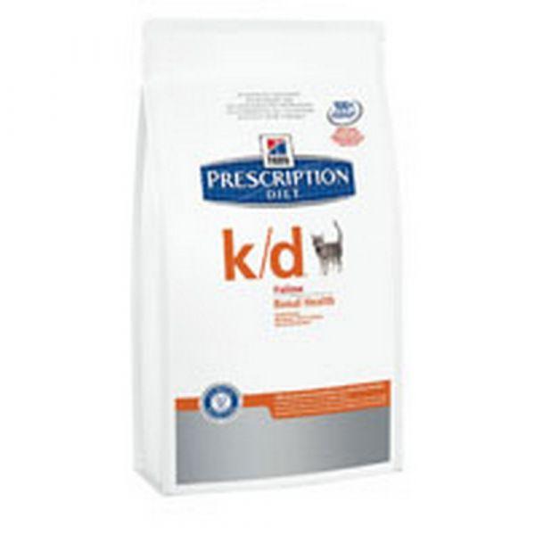 Hill's prescription diet k/d secco gatto gr. 400