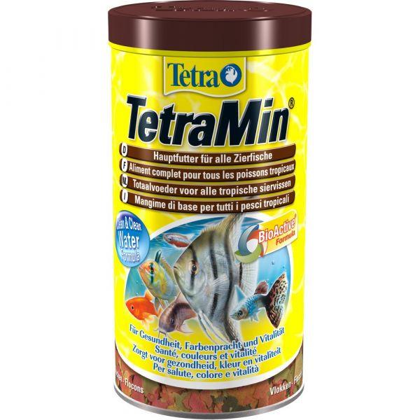 Mangime per pesci tetramin lt. 1