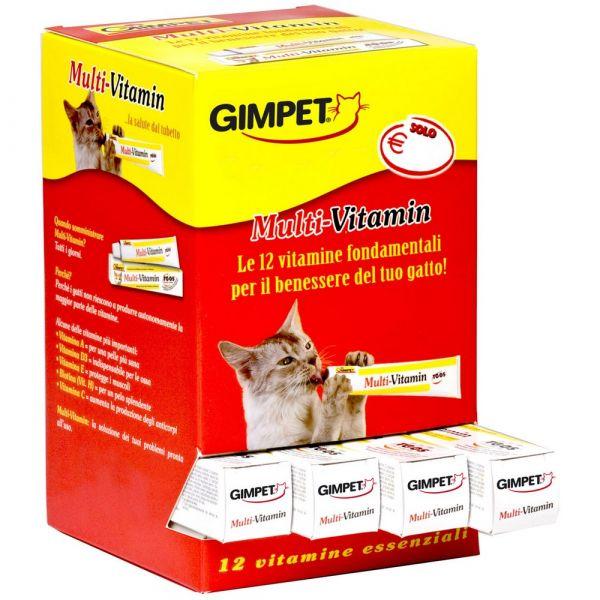 Pasta multi-vitamin gimpet gr. 20