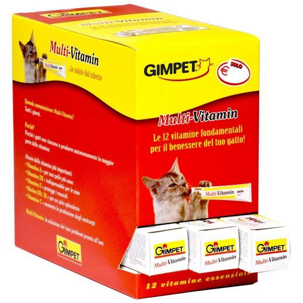 Pasta multi-vitamin gimpet gr. 100