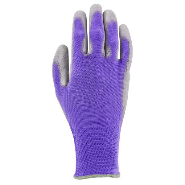Guanti colors violet           tg. 7