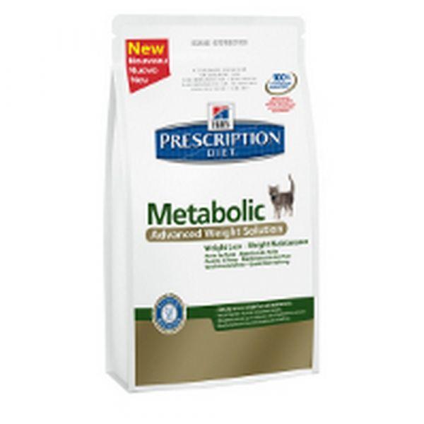 Hill's prescription diet metabolic secco gatto kg. 4