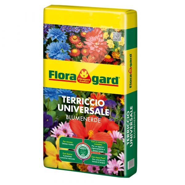 Terriccio universale floragard