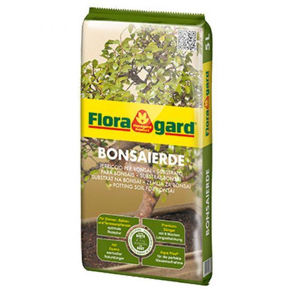 Terriccio per bonsai floragard