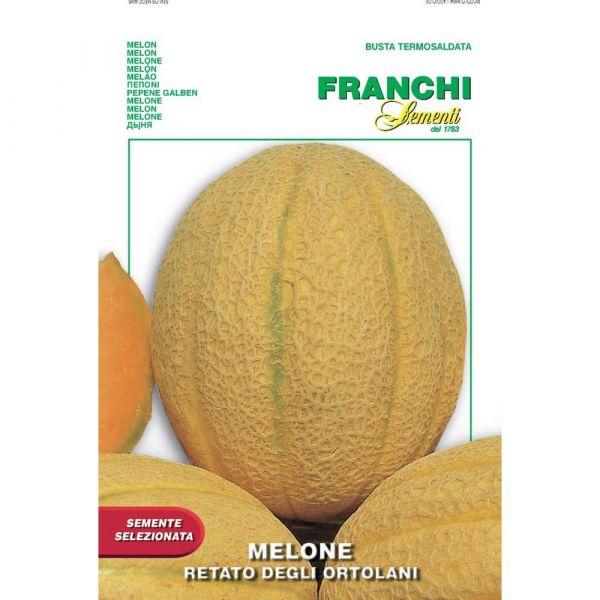 Semente selezionata melone retato degli ortolani
