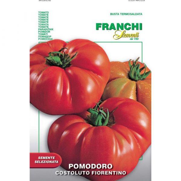 Semente selezionata pomodoro costoluto fiorentino