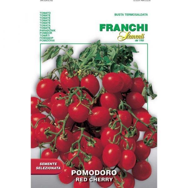 Semente selezionata pomodoro red cherry
