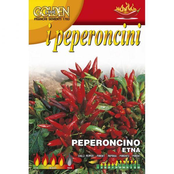 Semente peperoncino piccante etna