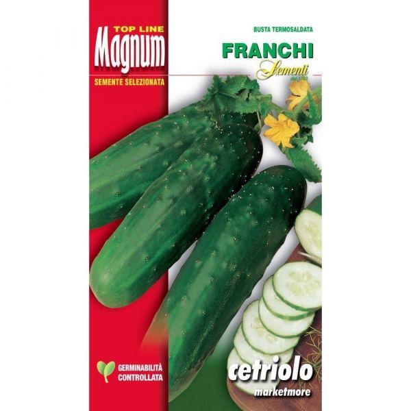 Semente magnum cetriolo marketmore