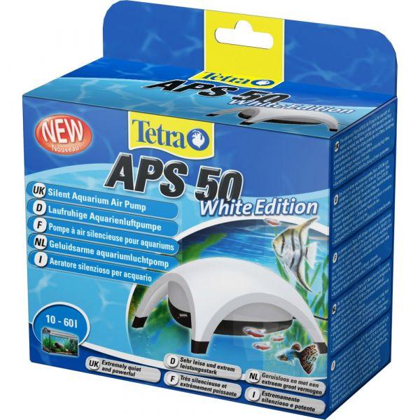 Aeratore per acquario tetra aps 50 white