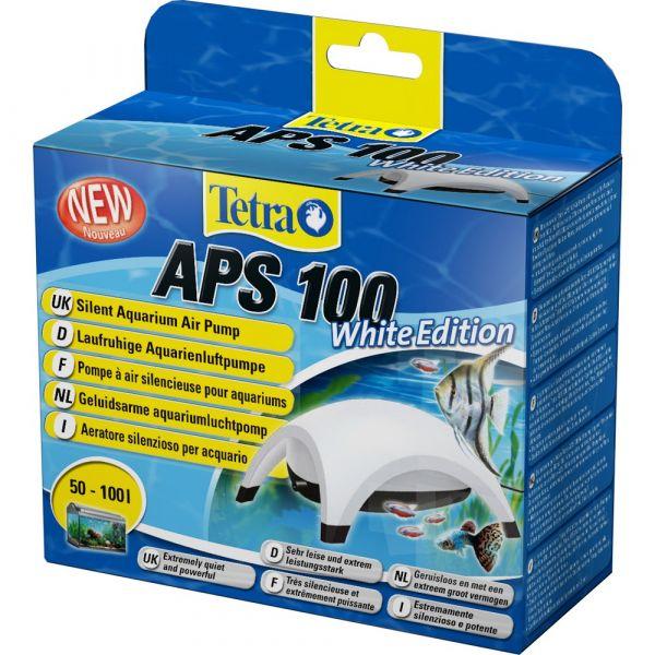 Aeratore per acquario tetra aps 100 white