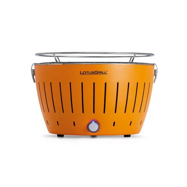 Grill portatile arancio