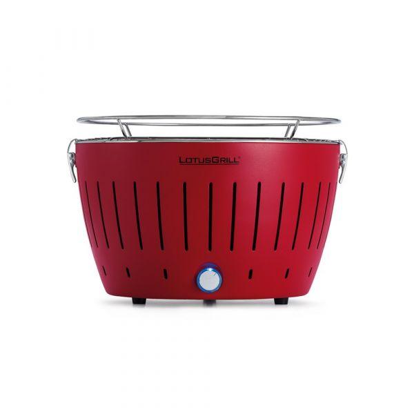 Grill portatile rosso