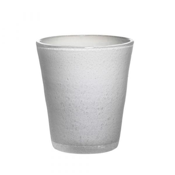 Bicchiere tumbler freshness white