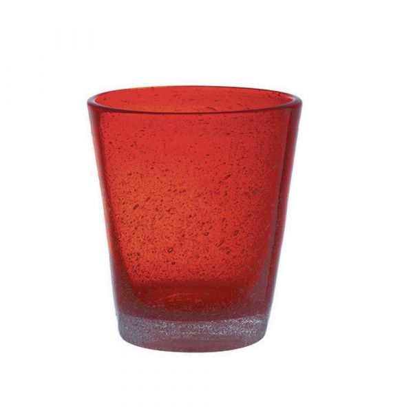 Bicchiere tumbler freshness red