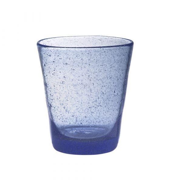 Bicchiere tumbler freshness light blue