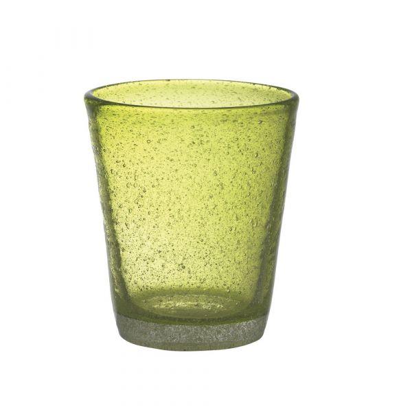 Bicchiere tumbler freshness green