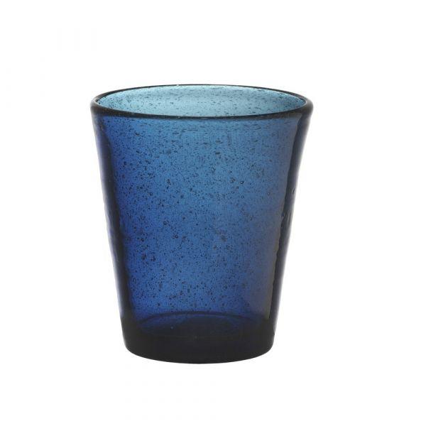 Bicchiere tumbler freshness blue