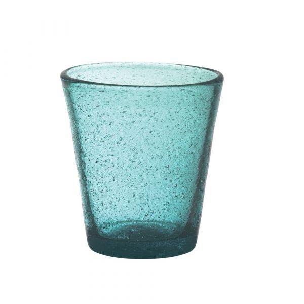 Bicchiere tumbler freshness turquoise