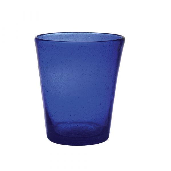 Bicchiere tumbler freshness dark blue
