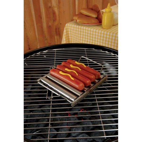 Supporto girevole per hot dog