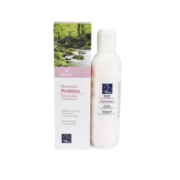 Shampoo proteico