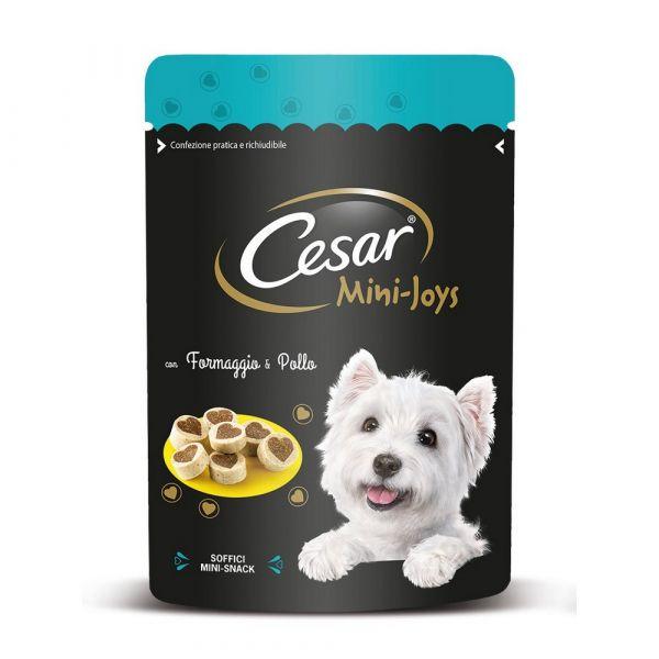 Cesar mini joys al formaggio e pollo 100gr