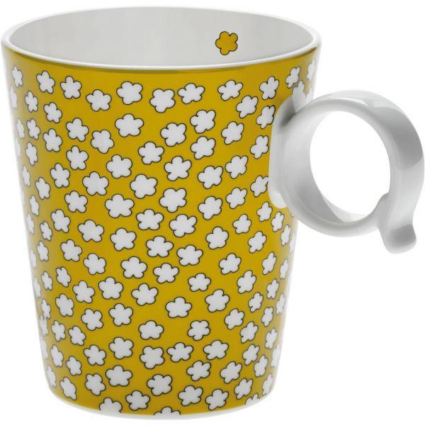 Mug.fresh.blossom yellow