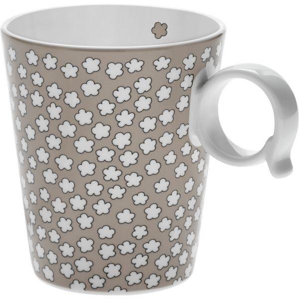 Mug.fresh.blossom taupe