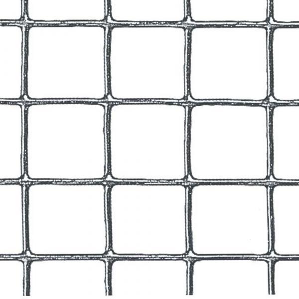 Rete metallica quadra zincata