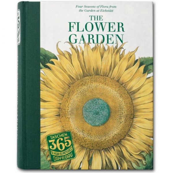 365 days, the flower garden