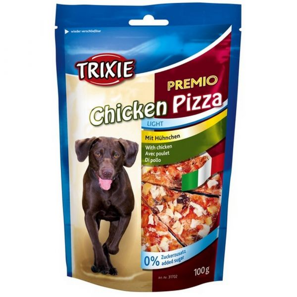 Premio chicken pizza 100gr