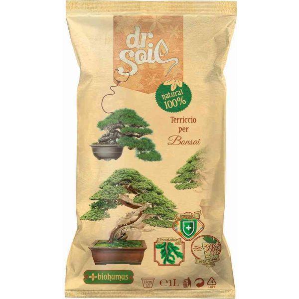Substrato dr.soil bonsai