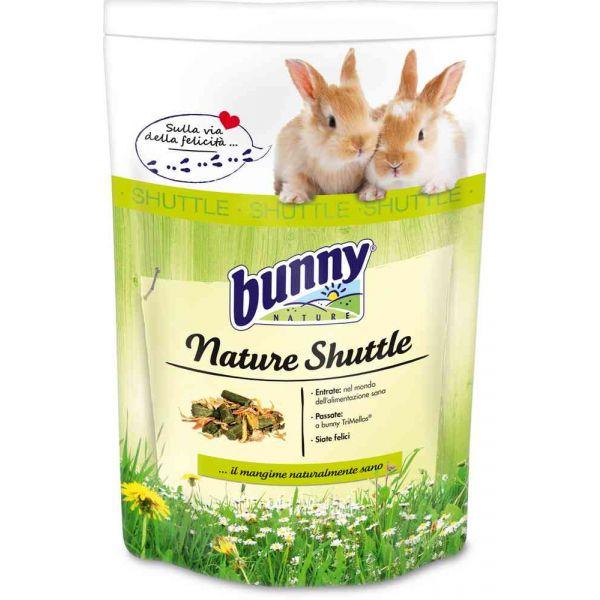 Nature shuttle conigli 600 g
