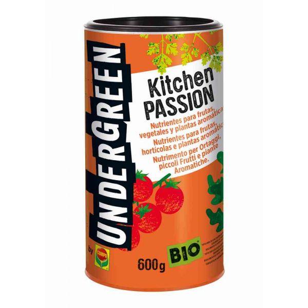 Concime Granulare per ortaggi, piccoli frutti e aromatiche Kitchen Passion 600g