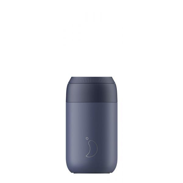Whale blue 340 ml coffee cup