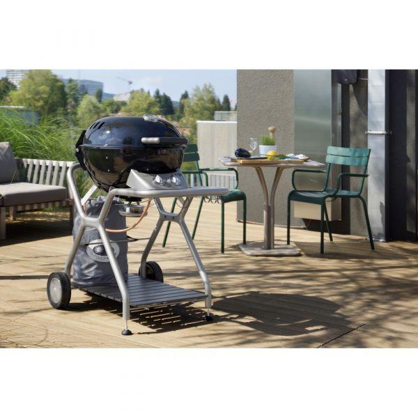 Barbecue a gas ascona 570 nero