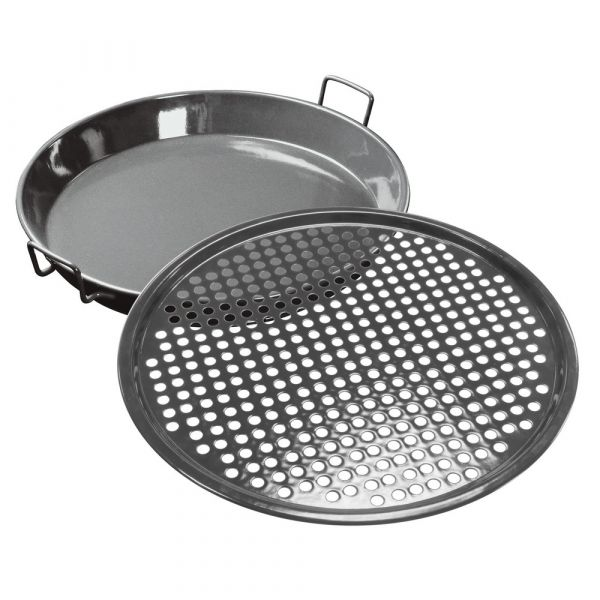 Gourmet set per barbecue da cm. 48/57