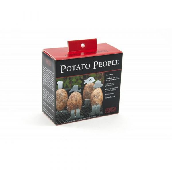 Stand per patate personaggi