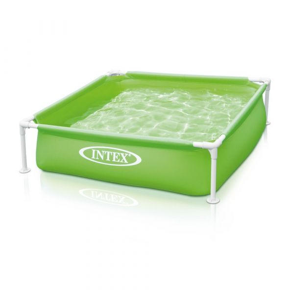 Piscina mini frame verde