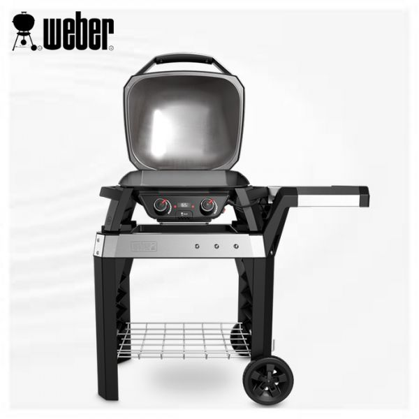 Barbecue pulse 2000 con carrello