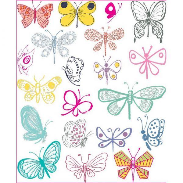 20 modi per disegnare una farfalla e altre 44 cose volanti