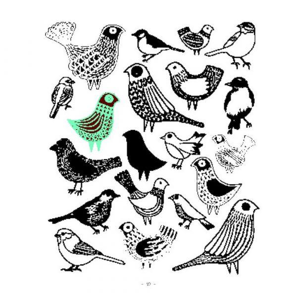 20 modi per disegnare un albero e altri 44 elementi naturali