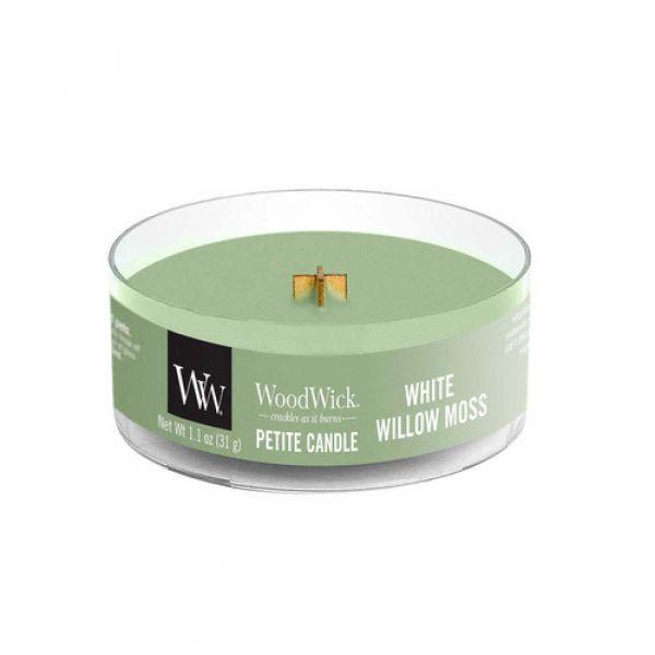 Giara petit white willow moss
