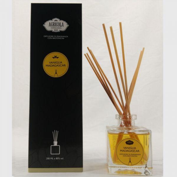 Diffusore di fragranza vaniglia madagascar 100ml