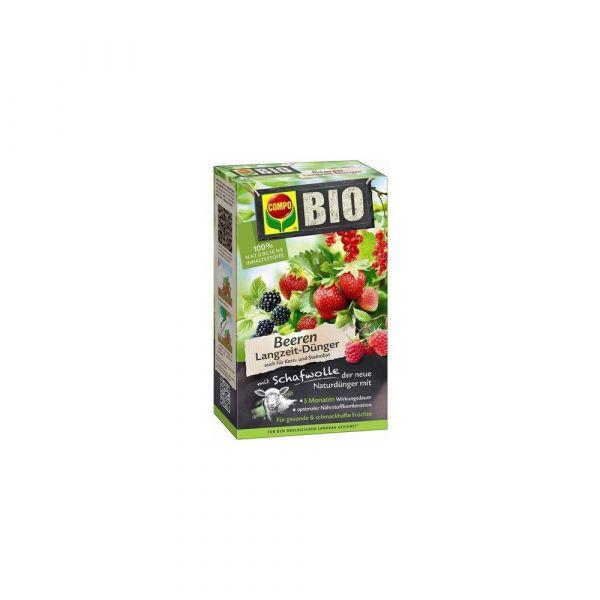 Fertilizzante compo bio lana di pecora per frutti rossi 750g