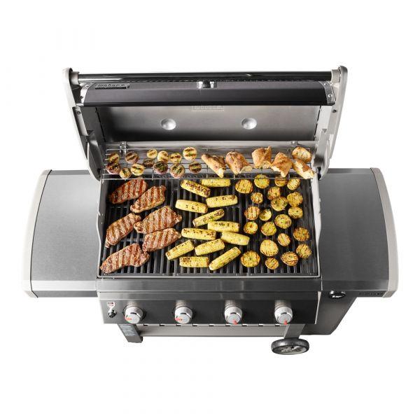 Barbecue genesis 2 e410 nero weber a gas