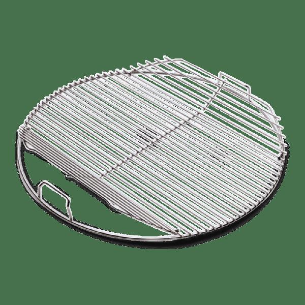 Griglia di cottura apribile per barbecue weber cm. 57
