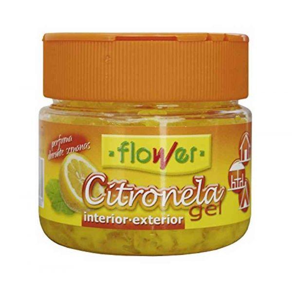 Gel di citronella repellente antizanzare